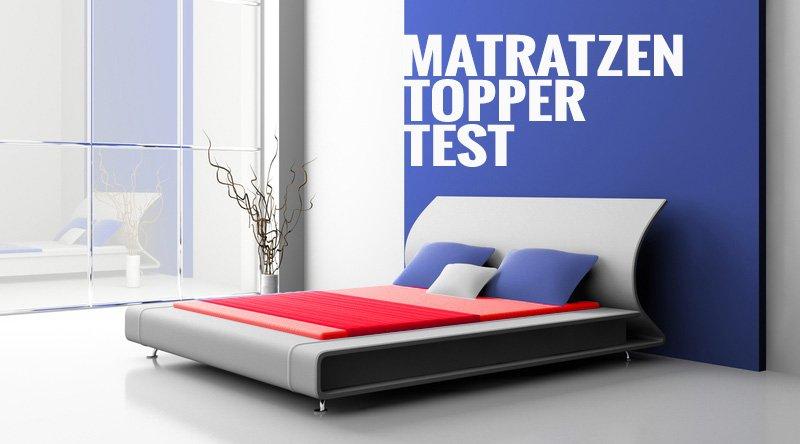 ᐅ Matratzen Topper Test Die Besten Matratzenauflagen Im Uberblick