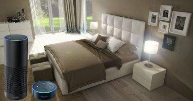 Schlafzimmerbeleuchtung mit Amazon Alexa steuern? So funktioniert's!