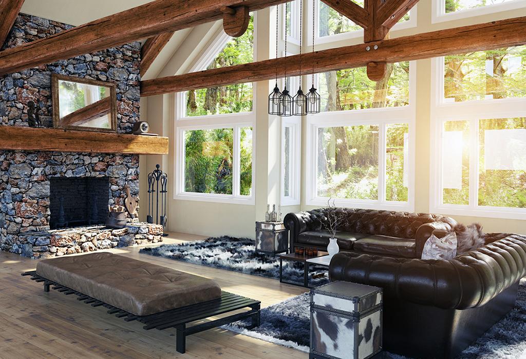 wohnzimmer einrichten 5 tipps ideen viel inspiration. Black Bedroom Furniture Sets. Home Design Ideas