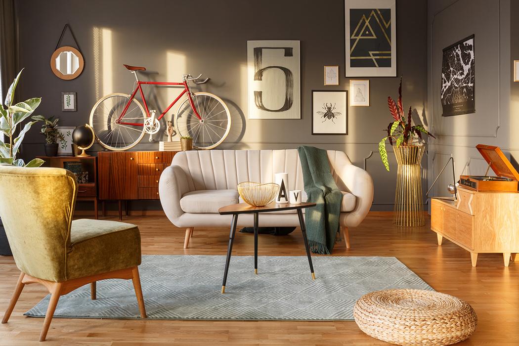 Wohnzimmer einrichten - 5 Tipps, Ideen & viel Inspiration