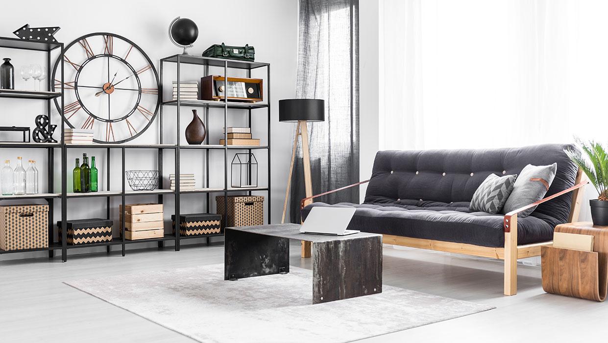 Wohnzimmer Ideen - 8 Einrichtungsstile und viel Inspiration